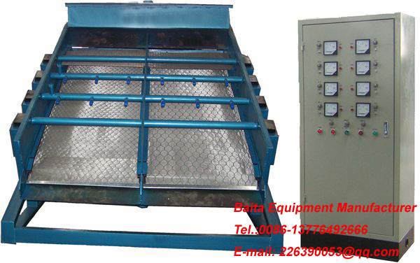 Electromagnetic high frequency vibrating screen-Electromagnetic Vibrating Screen